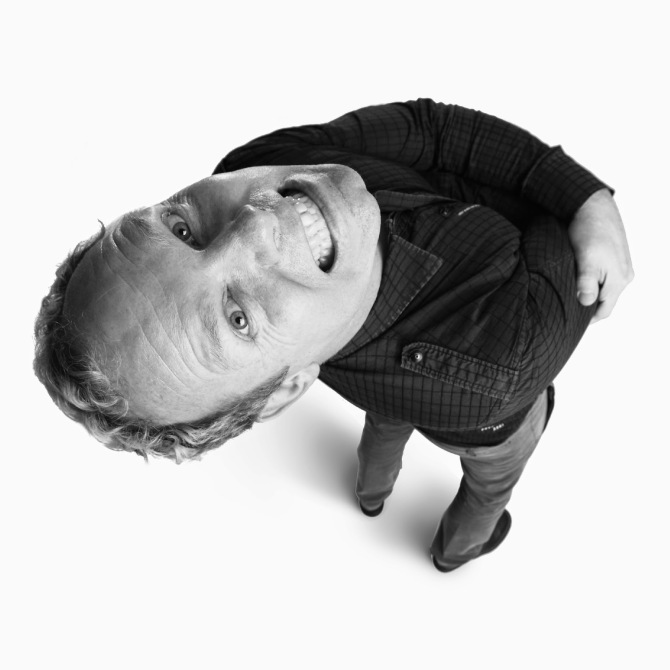Rupert England Co-Founder Creative Director Goldigga
